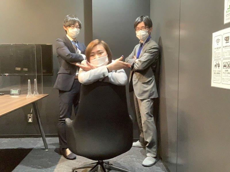 改めて東京営業所で頑張るメンバー紹介!